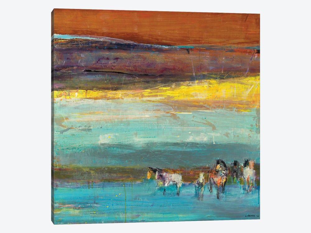 Claire de Lune by Dominique Samyn 1-piece Canvas Art