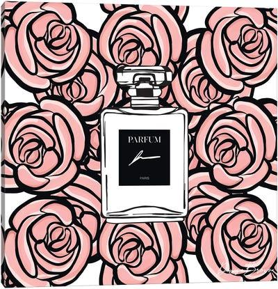 Parfum Canvas Art Print