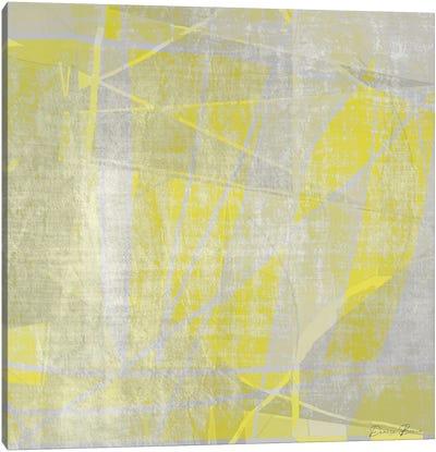 Metric Square II Canvas Art Print