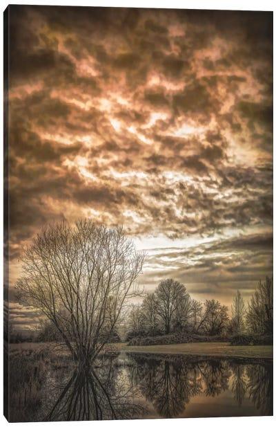 Winter Chill Canvas Print #DSC102