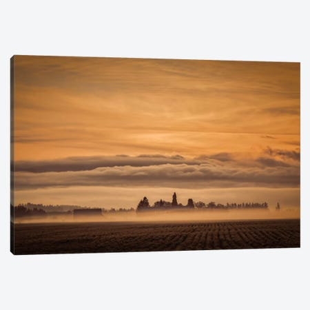 Awakening Canvas Print #DSC10} by Don Schwartz Canvas Wall Art