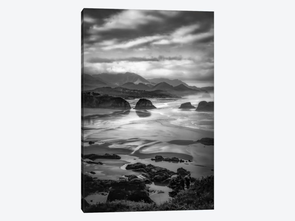 Coastal Dawn by Don Schwartz 1-piece Canvas Art Print