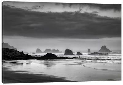 Coastal Revelation Canvas Print #DSC20