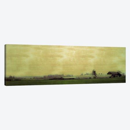 Country Barn Canvas Print #DSC23} by Don Schwartz Art Print