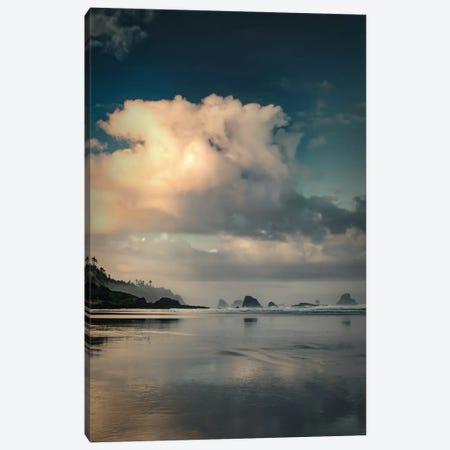 Fair Weather Morning Canvas Print #DSC28} by Don Schwartz Canvas Art Print