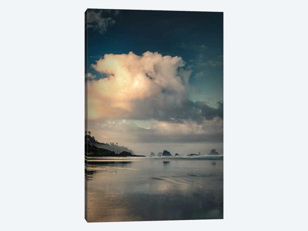 Fair Weather Morning by Don Schwartz 1-piece Art Print