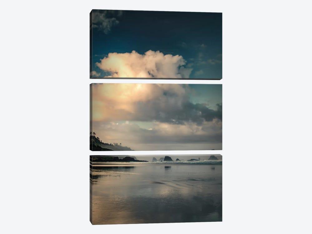 Fair Weather Morning by Don Schwartz 3-piece Canvas Art Print