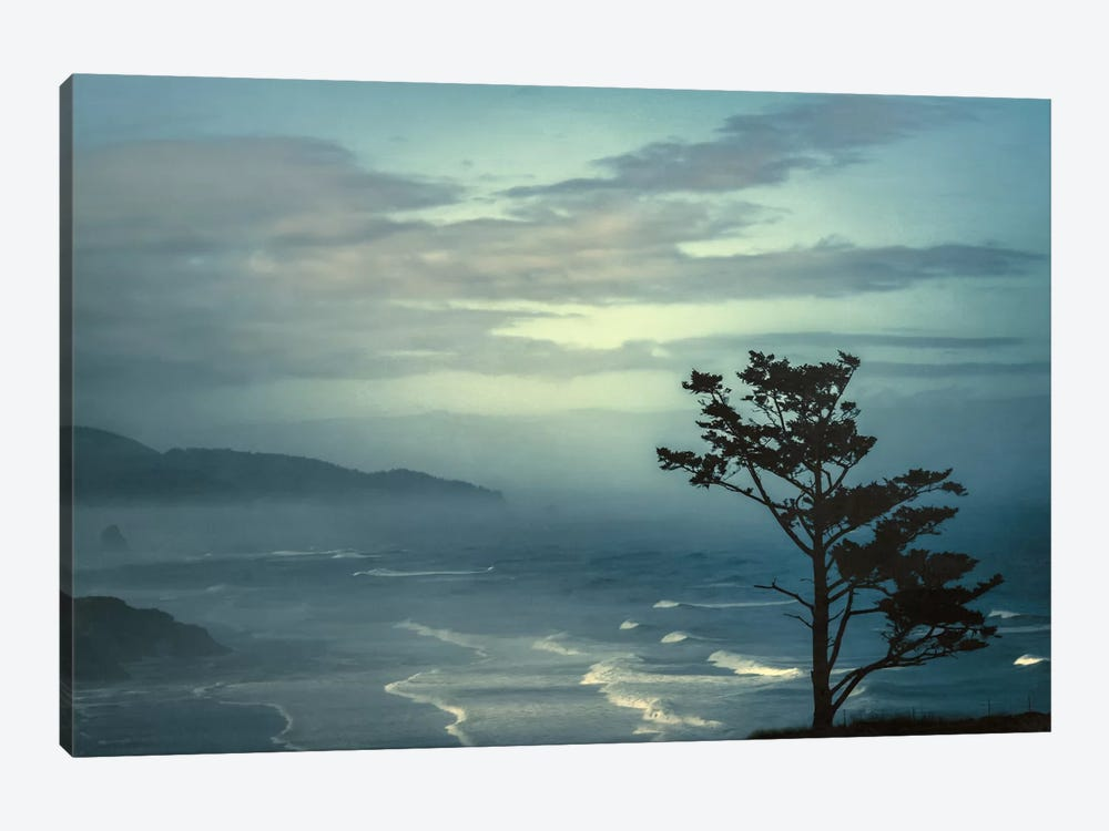 Gentle Waves by Don Schwartz 1-piece Canvas Artwork