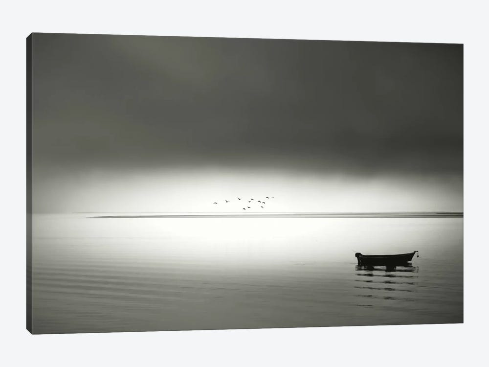 Quiet Morning In The Bay by Don Schwartz 1-piece Art Print