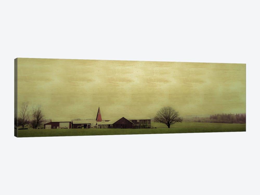 Roadside Barn by Don Schwartz 1-piece Canvas Art Print