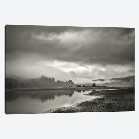 Silent Dawn Canvas Print #DSC74} by Don Schwartz Canvas Print