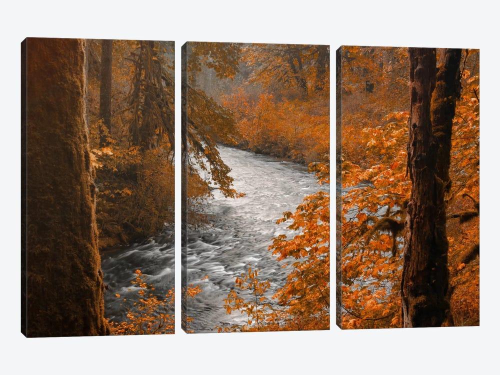 Silver Creek by Don Schwartz 3-piece Art Print