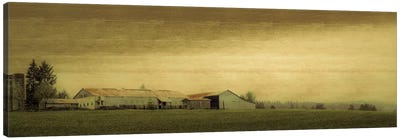 Antiquated Barn Canvas Art Print
