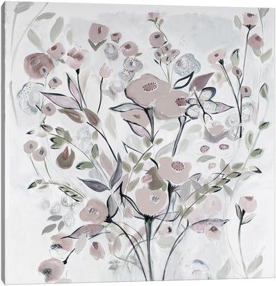 Soft Celebration Canvas Art Print