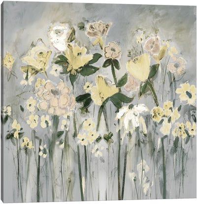 Soft Garden Canvas Art Print