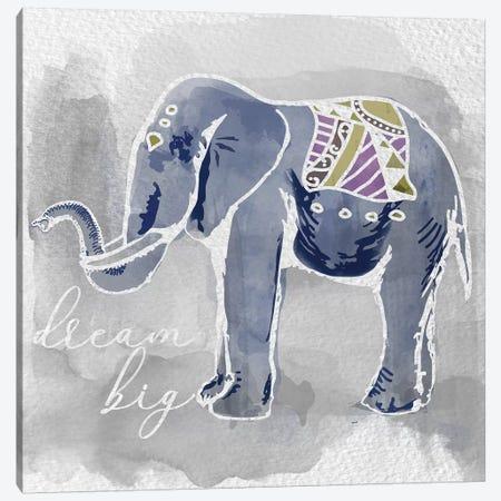 Dream Big 3-Piece Canvas #DSG15} by Daniela Santiago Art Print