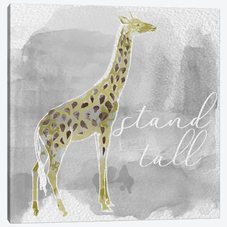 Stand Tall Canvas Print #DSG21} by Daniela Santiago Canvas Print
