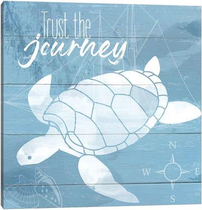 Trust the Journey Canvas Art Print