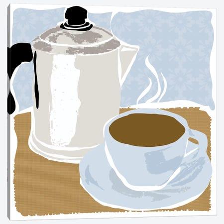 Fresh Coffee II Canvas Print #DSG29} by Daniela Santiago Canvas Art Print
