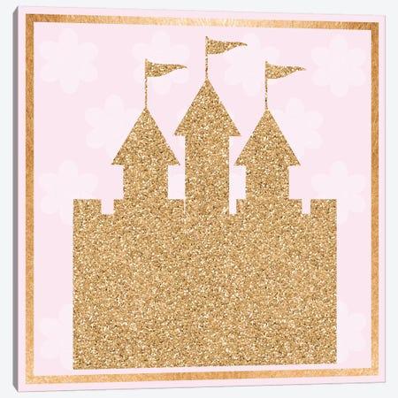 Little Castle Canvas Print #DSG51} by Daniela Santiago Canvas Artwork