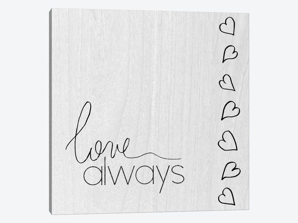 Love Always by Daniela Santiago 1-piece Art Print