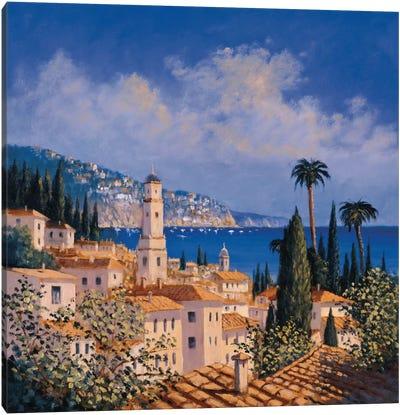 Paradise Getaway I Canvas Art Print
