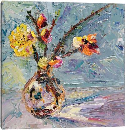 Spring Vibes Canvas Art Print