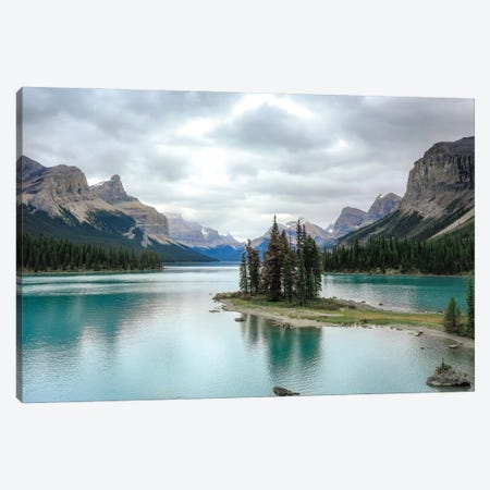 Reflection Canvas Print #DSP127} by Dan Sproul Canvas Artwork
