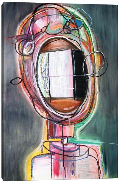 Outlier Canvas Art Print