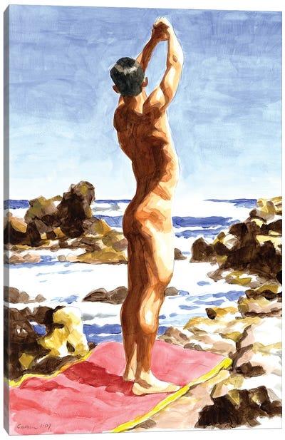 Kaimana By The Sea Canvas Art Print