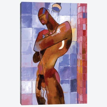 The Shower Canvas Print #DSS70} by Douglas Simonson Canvas Artwork