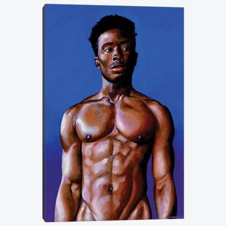 Chris II Canvas Print #DSS82} by Douglas Simonson Canvas Art Print