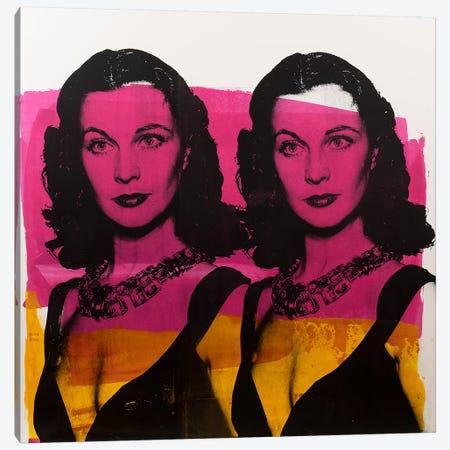 Vivien Leigh Canvas Print #DSU105} by Dane Shue Canvas Wall Art