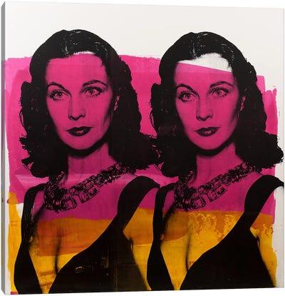 Vivien Leigh Canvas Art Print