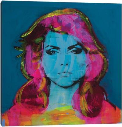 Blondie Debbie Harry Canvas Art Print