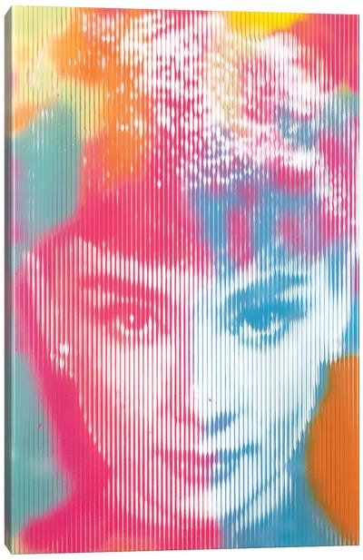 Audrey Hepburn - Multi Canvas Art Print