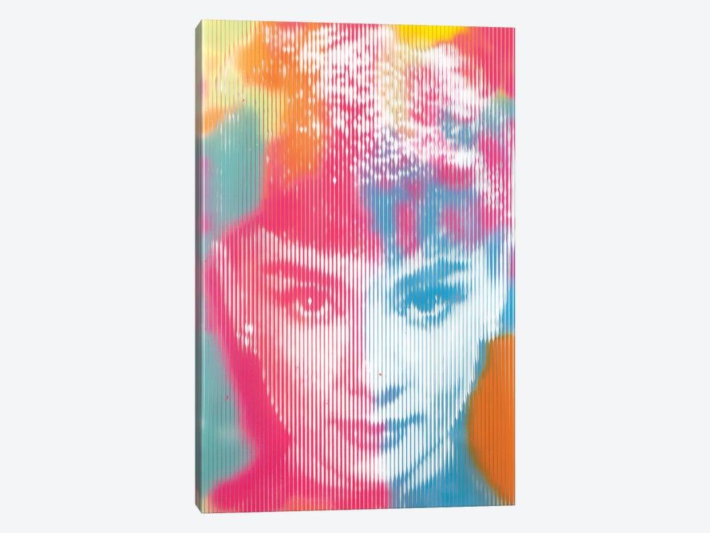 Audrey Hepburn - Multi by Dane Shue 1-piece Art Print