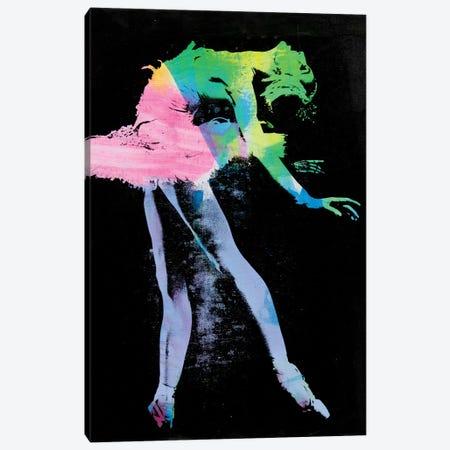 Ballet, Wendy Whelan II 3-Piece Canvas #DSU23} by Dane Shue Canvas Print