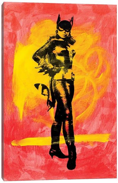 Batgirl I Canvas Art Print