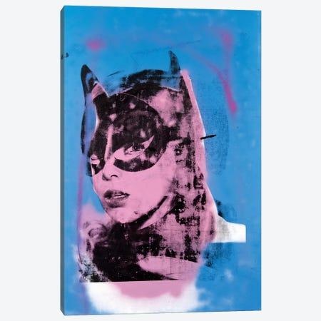 Batgirl, Yvonne Craig II Canvas Print #DSU29} by Dane Shue Canvas Print