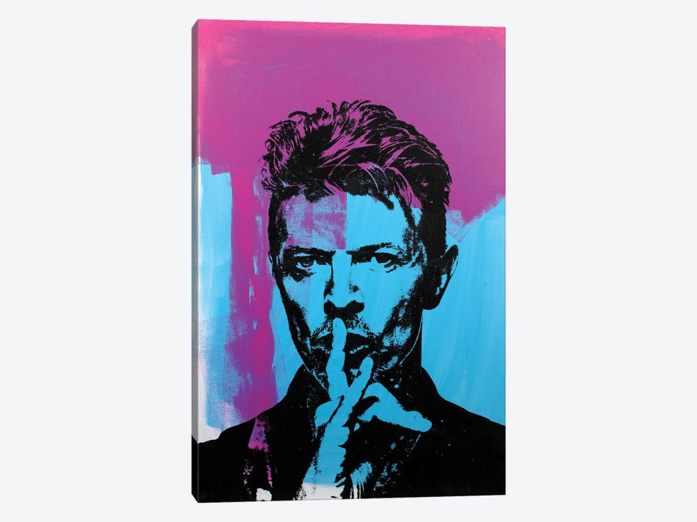 Bowie by Dane Shue 1-piece Canvas Art