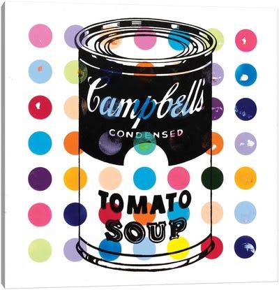Campbell Tomato Soup Canvas Art Print