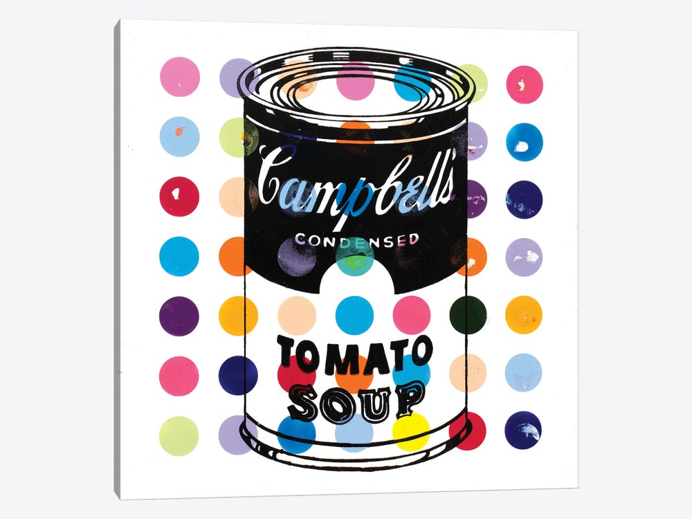 Campbell Tomato Soup by Dane Shue 1-piece Canvas Wall Art