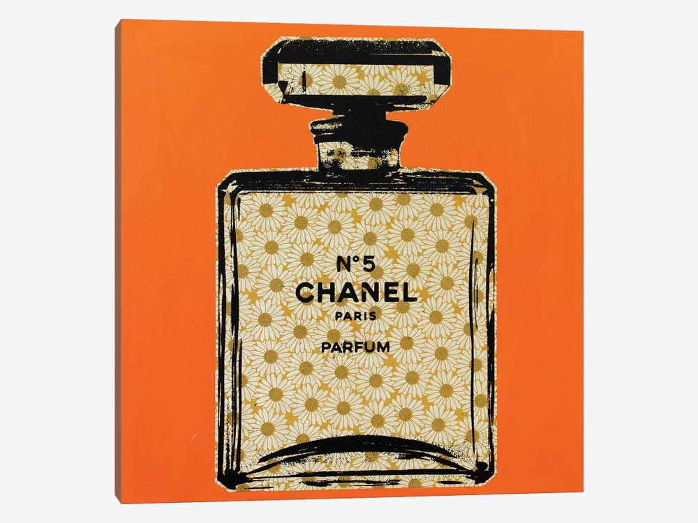 Chanel No 5 by Dane Shue 1-piece Canvas Art