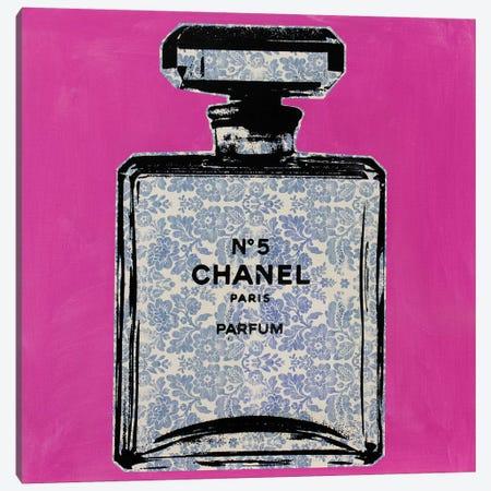 Chanel No. 5 - Floral Canvas Print #DSU39} by Dane Shue Canvas Art