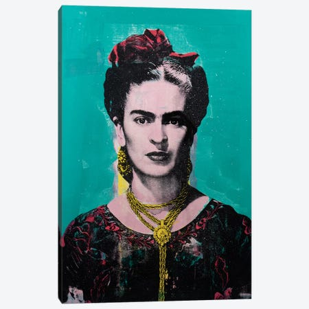 Frida II Canvas Print #DSU49} by Dane Shue Canvas Print