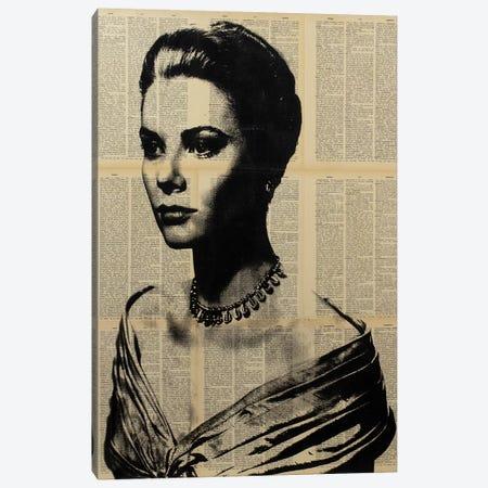 Grace Kelly Canvas Print #DSU53} by Dane Shue Canvas Artwork