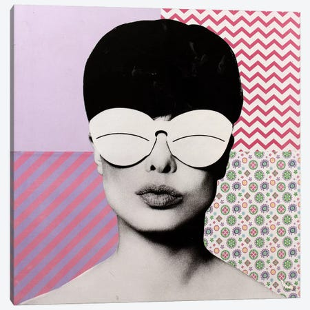 Andre Courreges Canvas Print #DSU5} by Dane Shue Canvas Wall Art