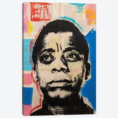 James Baldwin Canvas Print #DSU62} by Dane Shue Canvas Print