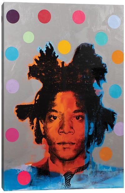 Jean-Michel Basquiat Canvas Art Print
